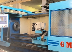 dealer Turning Machine GMG MASTER used