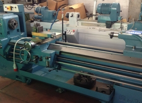 dealer Turning Machine GRAZIANO SAG 20 used