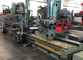 dealer Turning Machine MERLI CLOVIS 70 used