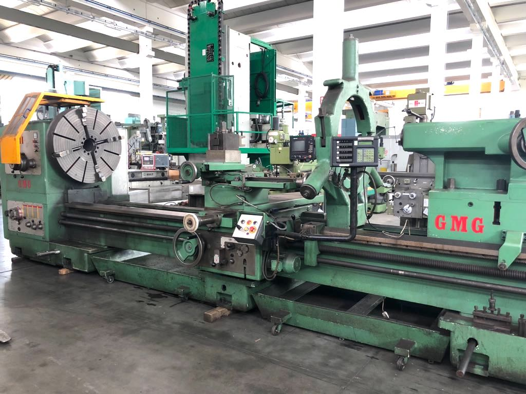 dealer Turning Machine MERLI CLOVIS 50 used