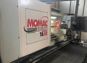 dealer Turning Machine MOMAC TA 50 used