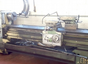 dealer Turning Machine OMG Zanoletti 250 used