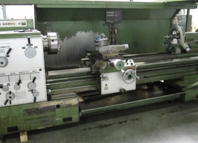 dealer Turning Machine OMG Zanoletti 290 used