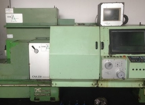 dealer Turning Machine OMG Zanoletti CNA 250 used