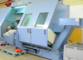 dealer Turning Machine PBR A550 CNC used