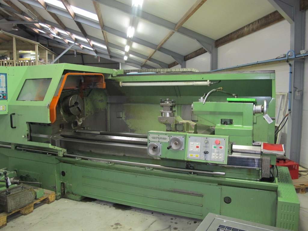 dealer Turning Machine PBR T40 SNC 400x1500mm used