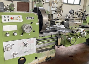 dealer Turning Machine PBR T400x2000 used
