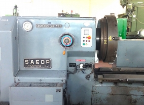 dealer Turning Machine SAFOP LEONARD 40/530 used