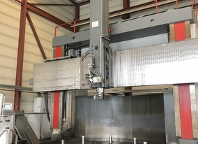 dealer Turning Machine STANKO 1550 CNC used