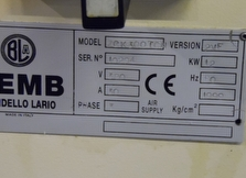 sales  CEMB ZCK300TCN used
