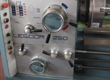 sales  GORNATI LEGOOR250 used