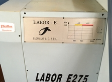 sales  PADOVANI LABOR-E275 used